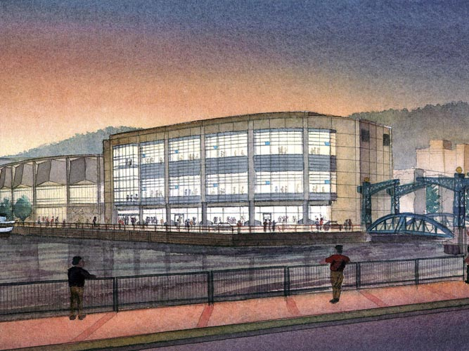 Duluth Convention Center Addition